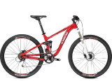 Велосипед Fisher'14 Fuel EX 4 29 17.5 Viper Red/Trek Black MFS 29""