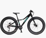 Велосипед Trek Farley 24 black (2016)