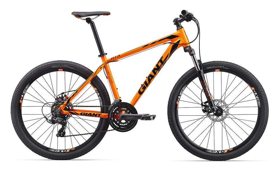 Велосипед Giant ATX 2 (2017)