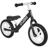 Беговел CRUZEE ULTRALITE BALANCE BIKE (BLACK)