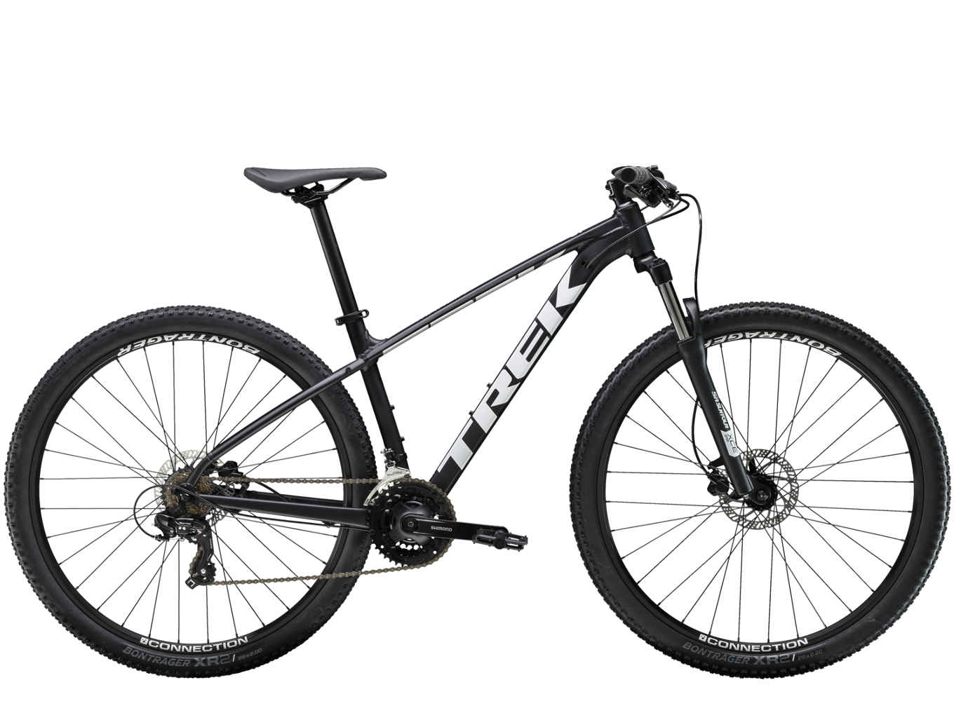 Велосипед Trek Marlin 5 Black (2019)