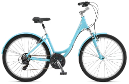 Велосипед Schwinn Sierra Women Blue (2020)