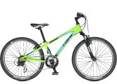 Велосипед Trek MT 220 green (2015)