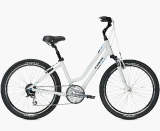Велосипед Trek Shift 3 WSD black (2016)