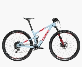 Велосипед Trek Top Fuel 9.8 SL 29 (2016)