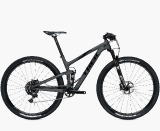 Велосипед Trek Top Fuel 9.8 SL 29 black (2016)