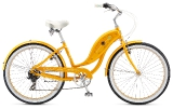 Велосипед Schwinn HOLLYWOOD Yellow (2017)