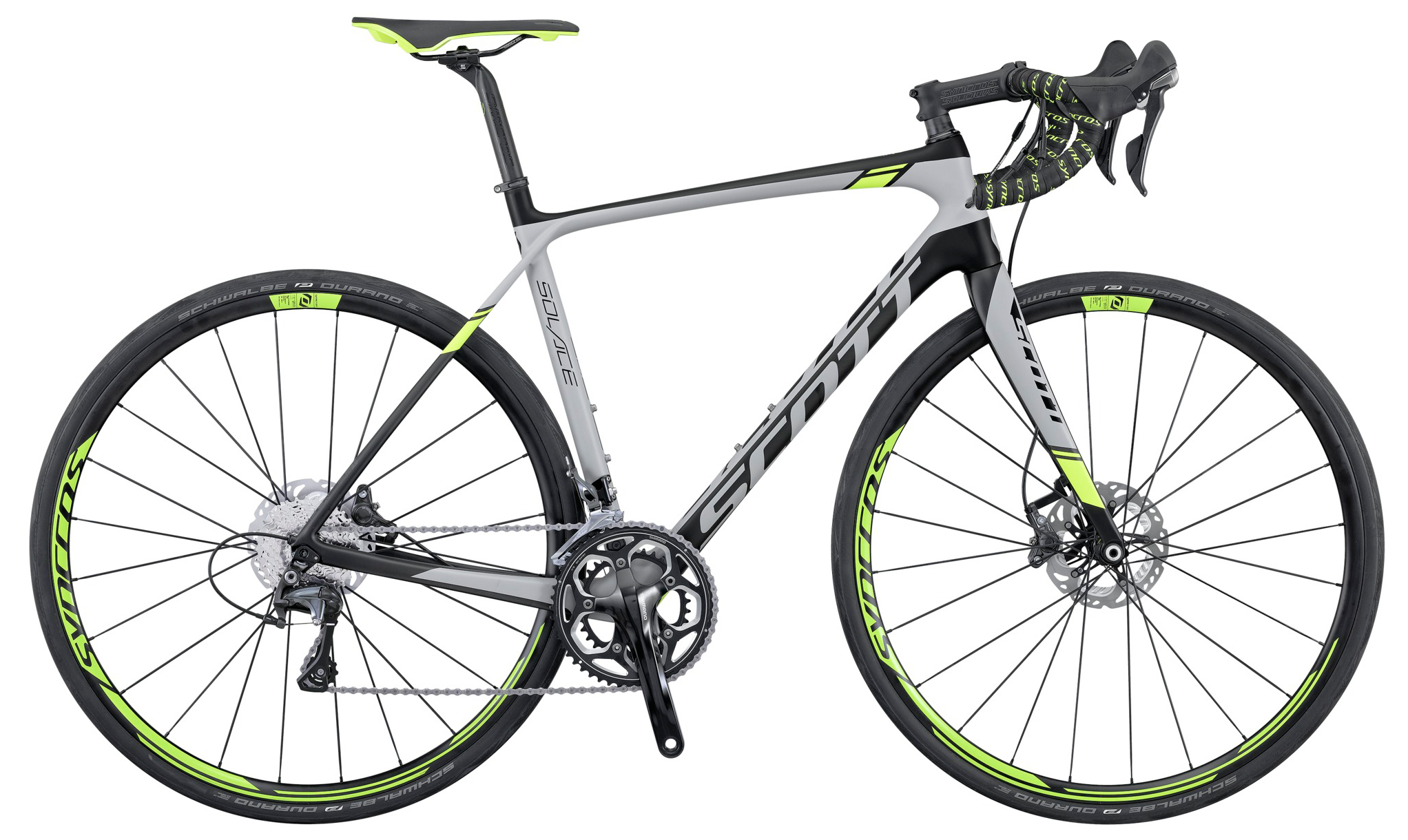 Велосипед Scott Solace 10 disc 2016