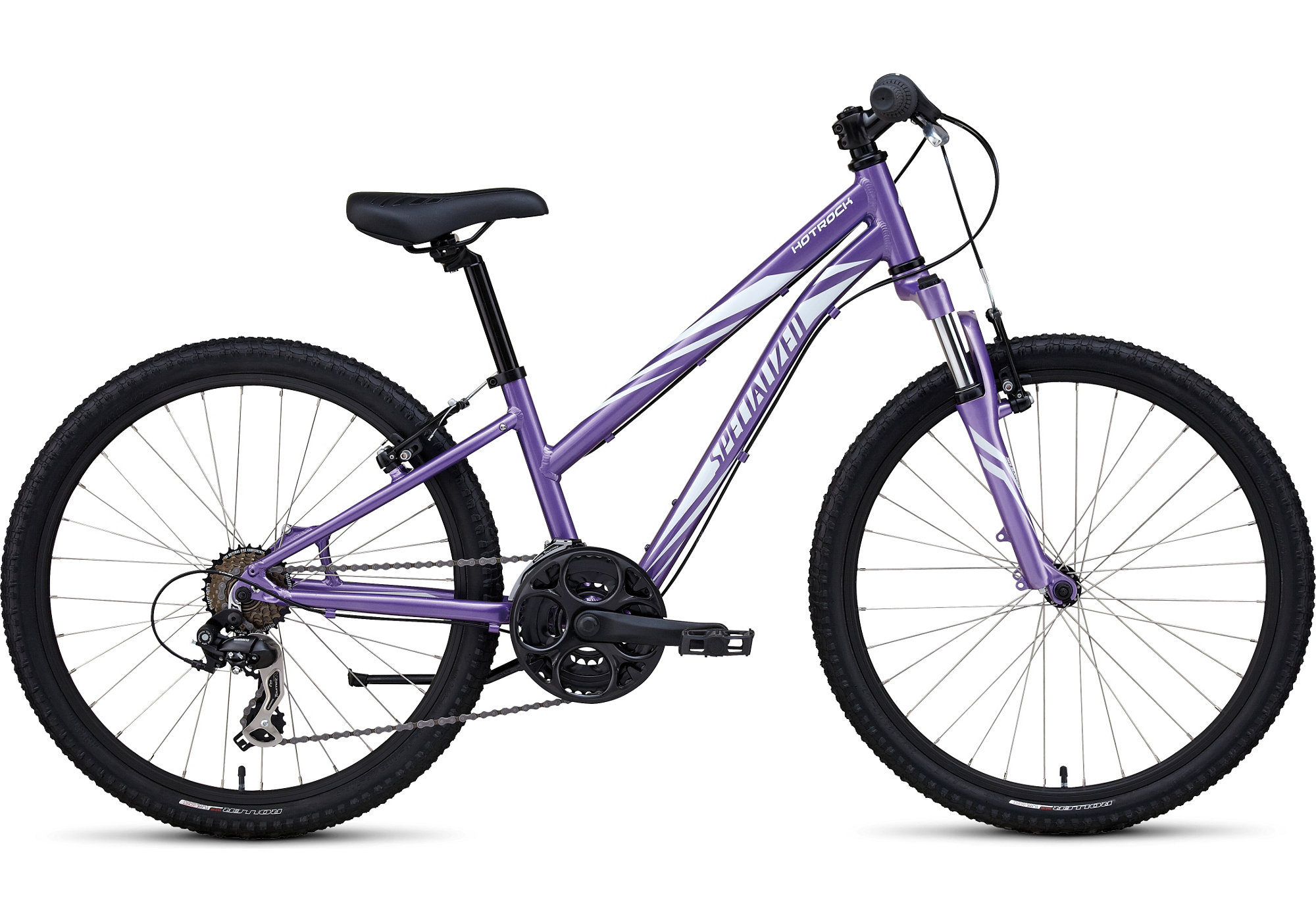Велосипед Specialized Hotrock 24 21 speed girl Int 2016