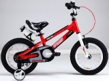 Велосипед Royal Baby Freestyle Space №1 Alloy 16 red (2019)