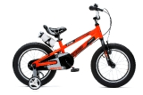 Велосипед Royal Baby Freestyle Space №1 Alloy 16 orange (2019)