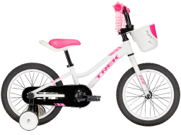 Велосипед Trek Precaliber 16 Girl's White (2019)